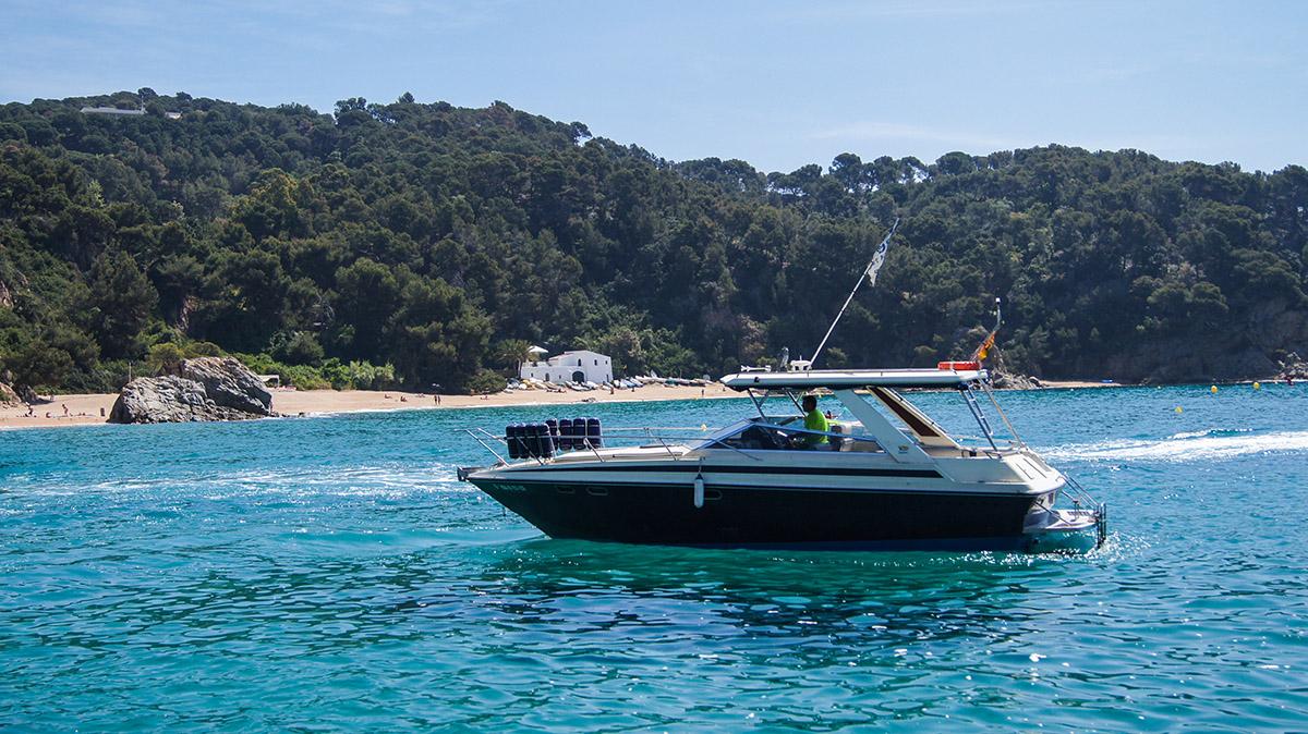 Autres bateaux à moteur (Blanes)