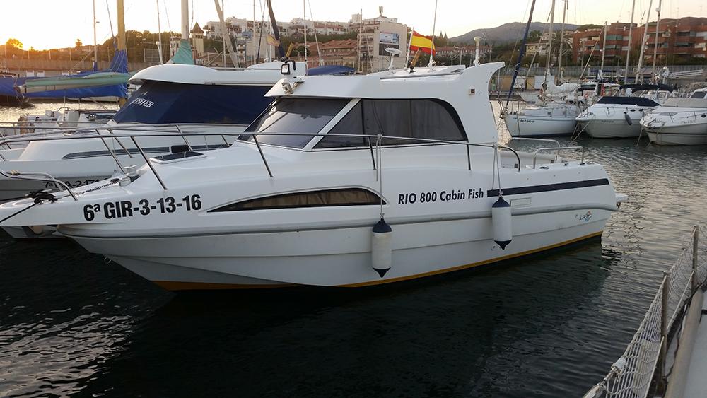 Autres bateaux à moteur  (Masnou)